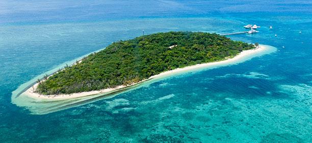 グリーン島旅行・ツアー|オース...