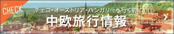 中欧旅行情報