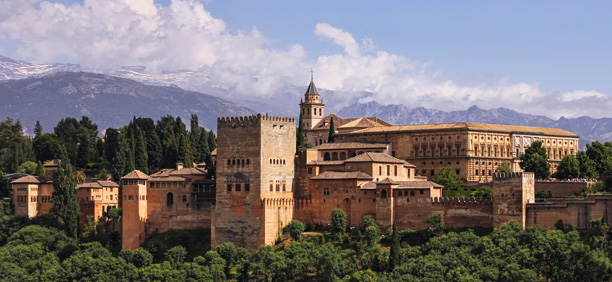 グラナダ旅行・ツアー|スペイン...