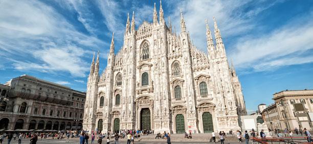 ミラノ旅行・ツアー|イタリア|...