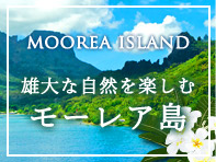 モーレア島の魅力&楽しみ方