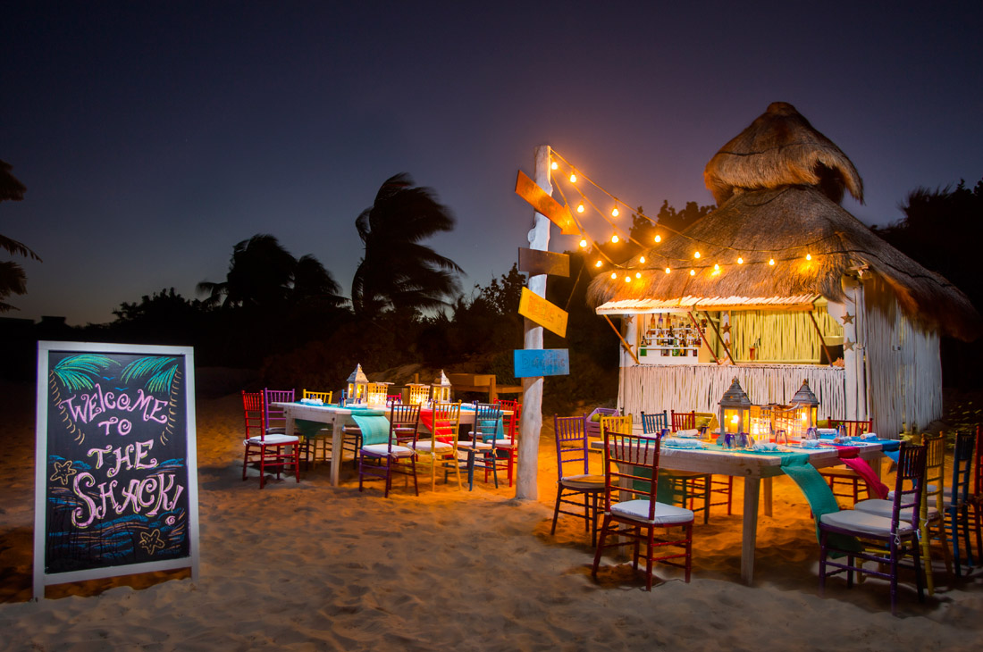 Beach Bar Shack