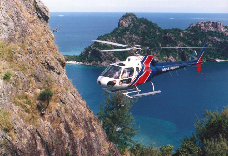 ヘリコプター遊覧飛行